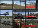 Microsoft Flight Simulator 2004  models important aircraft and flights from  the 1st Century of Aviation