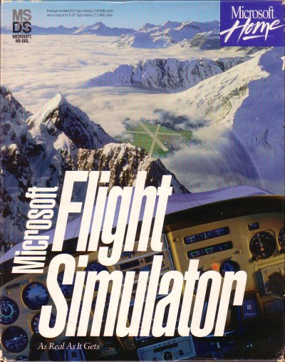 Microsoft Flight Simulator 5