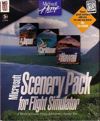 Microsoft Scenery Pack